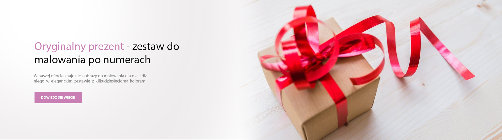 prezent dla dzieci i dorosłych